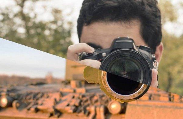 """Фотограф Угур Галлен: """"...наш измученный мир нуждается в покое и мире"""""""
