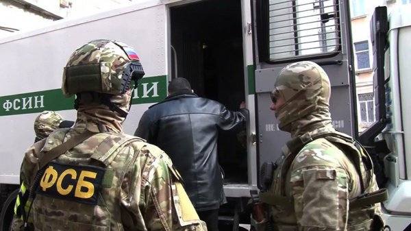 Спецоперация прошла в Хасавюртовском районе.