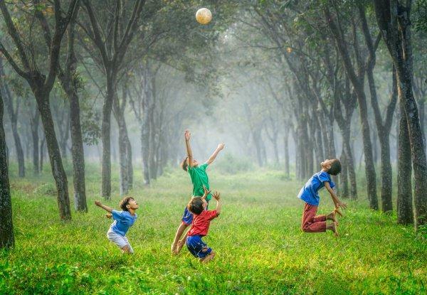 Детский праздник Ураза-байрам
