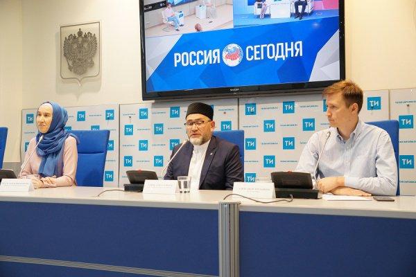 Советник муфтия РТ Равиль хазрат рассказал о мероприятиях, реализованных ДУМ РТ в период Рамадана