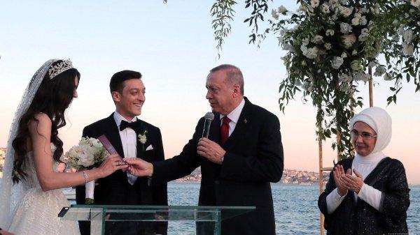 Торжество состоялось в Стамбуле.