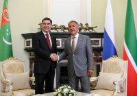 Татарстан и Туркменистан подписали ряд соглашений о сотрудничестве