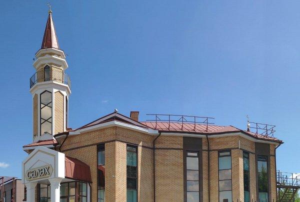 Мечеть «Сәләх» площадью 500 кв. м может одновременно вместить 300 человек