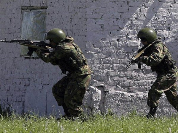 В ингушском селе введен режим КТО.