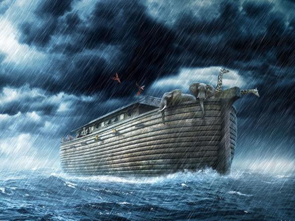 Непокорные потомки тех, кто спасся от всемирного потопа