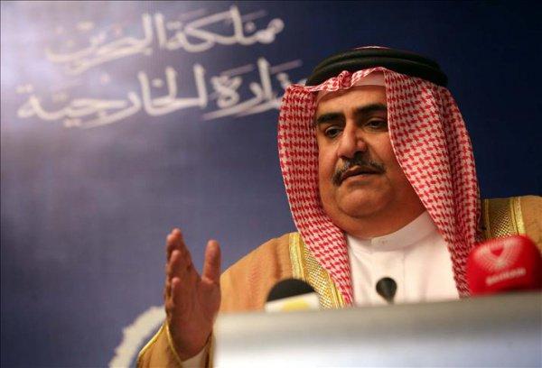 Халид бин Ахмад аль-Халифа.