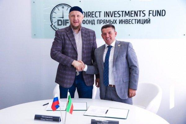 Айдар Шагимарданов и Руслан Халилов.