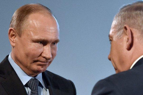 Встреча Путина и Нетаньяху может состояться в ближайшие дни.