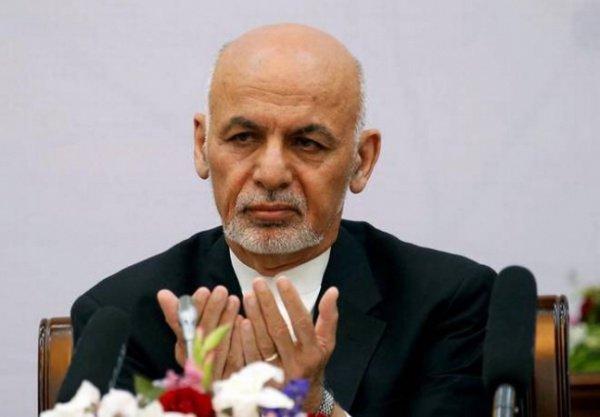 Ашраф Гани назвал талибов главным препятствием для мира в Афганистане..
