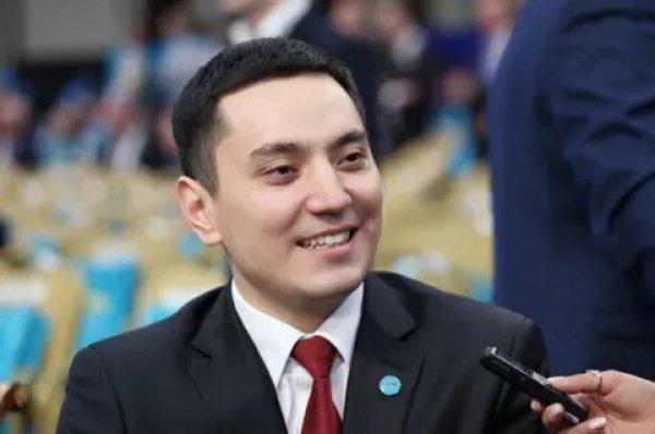 Нурлан Алимжанов.
