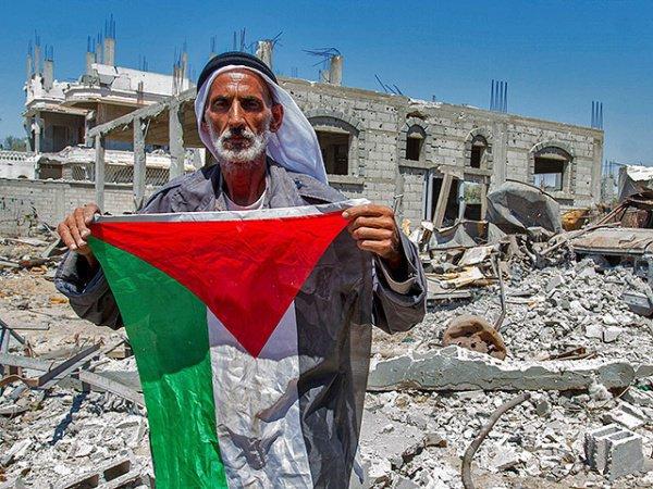 Экономика Палестины оказалась в положении катастрофы.