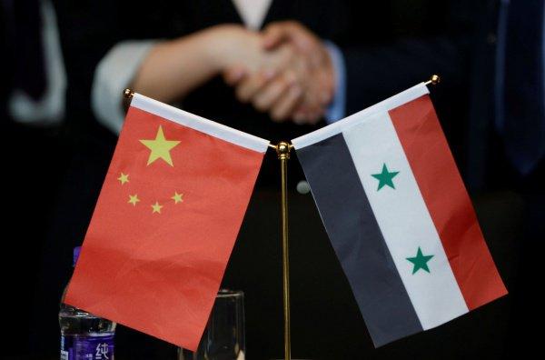 Россия и Китай намерены продолжать сотрудничество в сирийском направлении.
