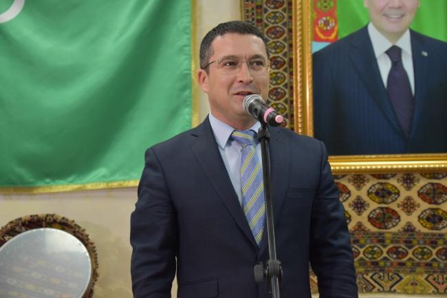 Заместитель министра культуры Республики Татарстан Дамир Натфуллин