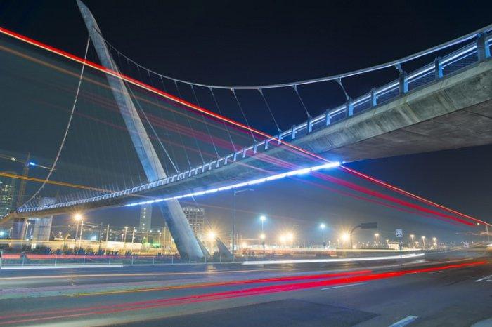 Новый мост должен улучшить и сбалансировать городское движение