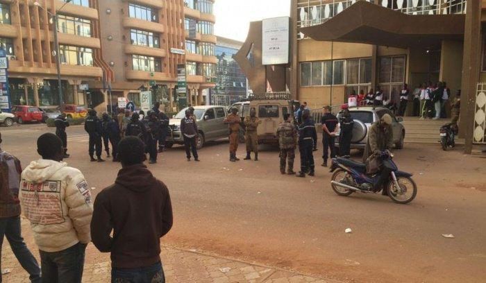 В Буркина-Фасо участились нападения экстремистов.