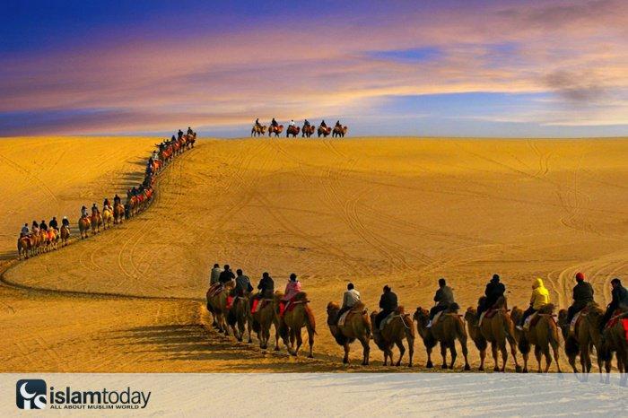 История Великого Шелкового пути (Источник фото: ruspekh.ru)