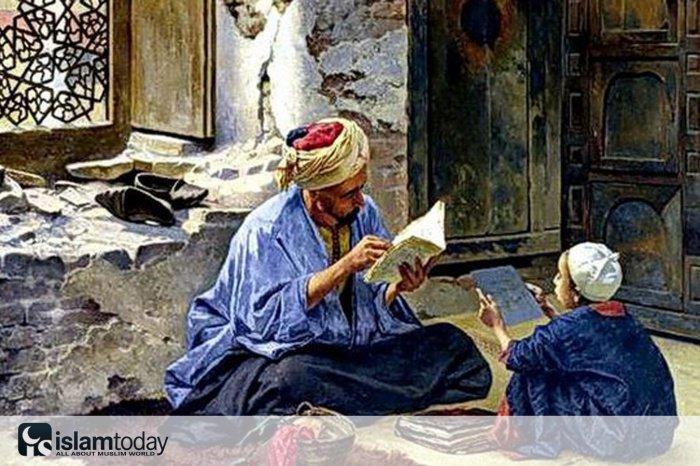 Мудрость – дар от Аллаха. (Источник фото: pinterest.ru)
