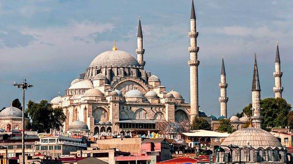 Мечеть, которая останется на Земле до Судного дня...
