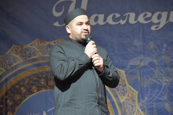Заместитель муфтия Республики Дагестан Абдулла Аджимолаев