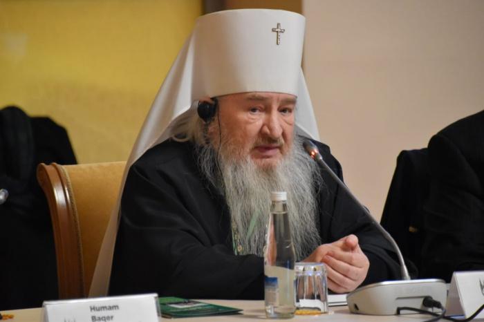 Митрополит Казанский и Татарстанский Феофан.