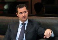 Башар Асад рассказал, что стало причиной начала войны в Сирии