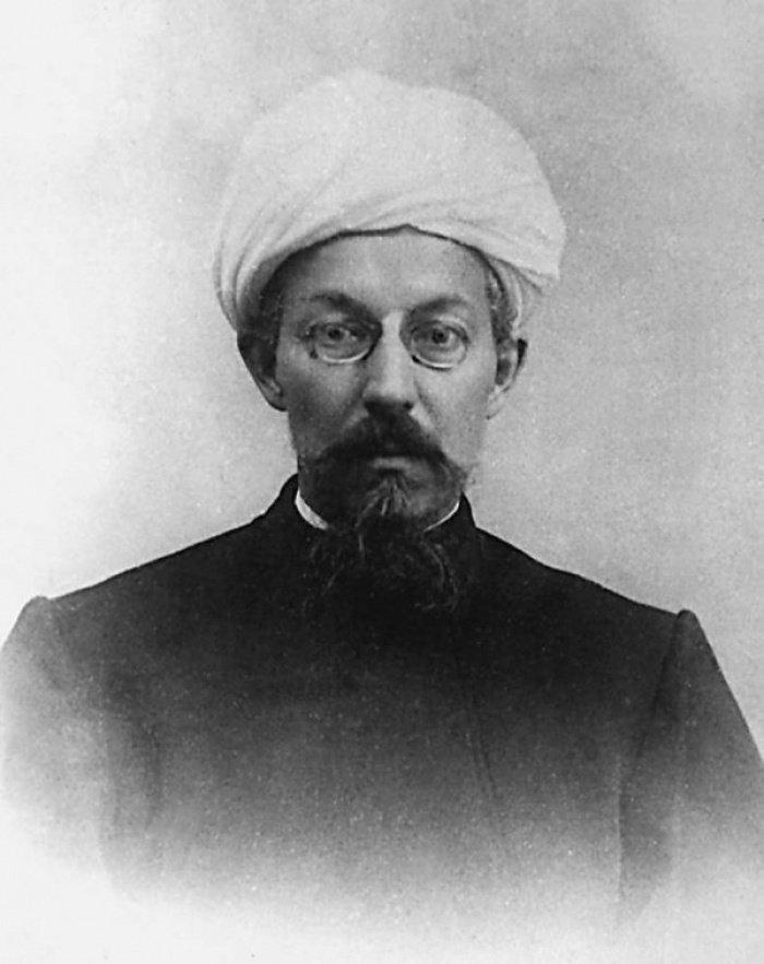 Галимджана Баруди