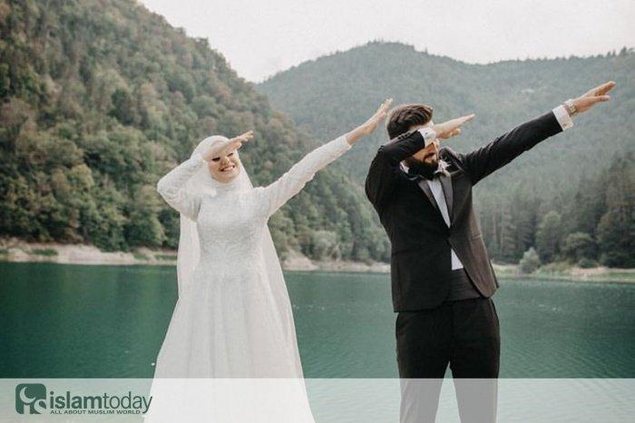 Какие дуа нужно читать для скорой свадьбы? (Источник фото: pinterest.at)