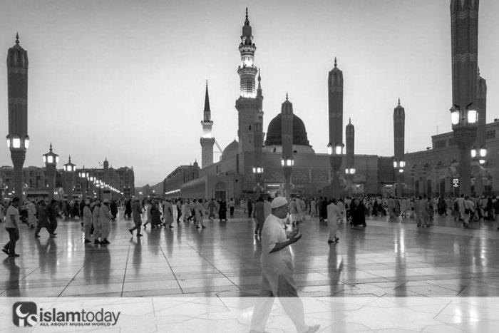 Заступничество пророка Мухаммада (мир ему)