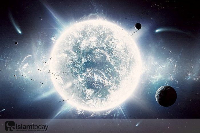 Арабские звезды. (Источник фото: kvant.space)