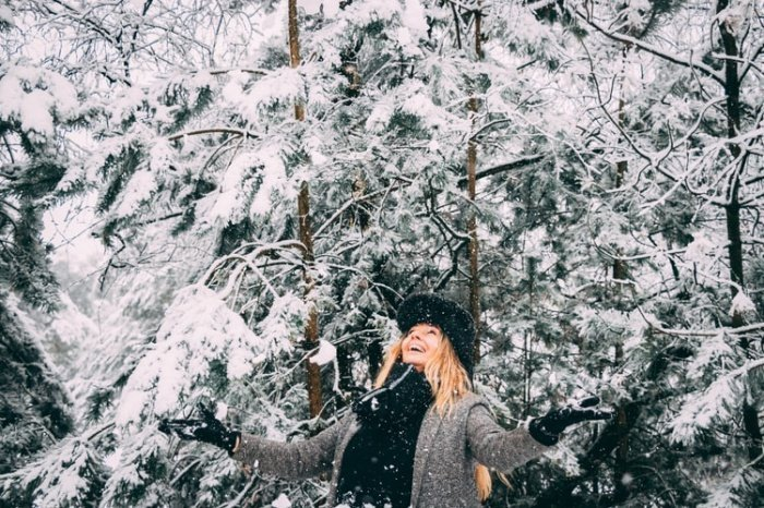 Февраль, по словам эксперта, будет больше похож на зимний месяц