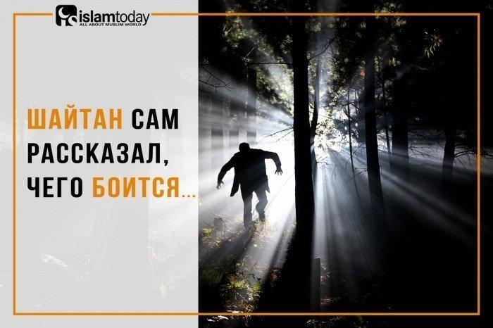 Чего боится шайтан? (фото: pixabay.com)
