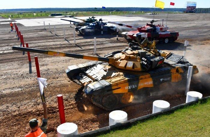 Участие в Армейских международных играх могут принять страны НАТО.