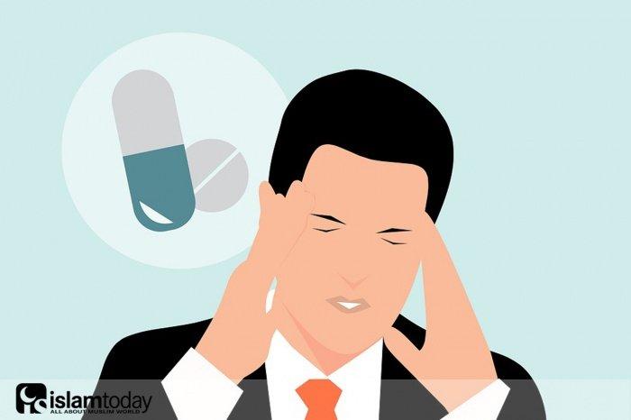 Головная боль. (Источник фото: pixabay.com)