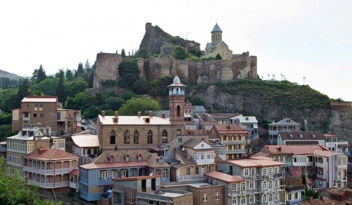 История мечети в Тбилиси