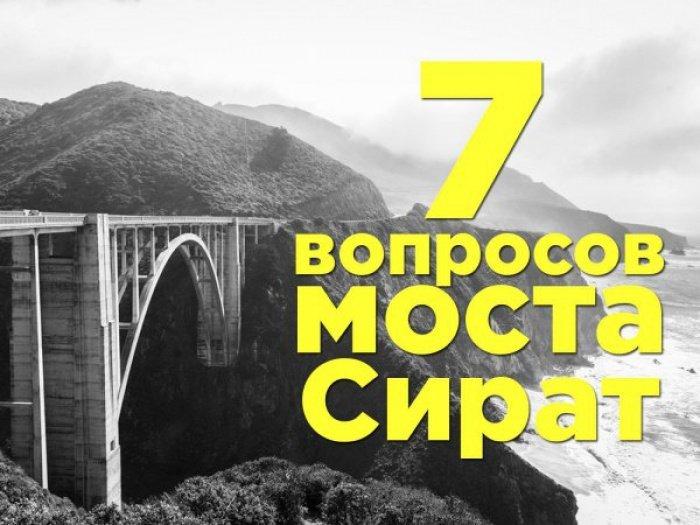 7 вопросов на которые нам придется дать ответ стоя на мосту Сират