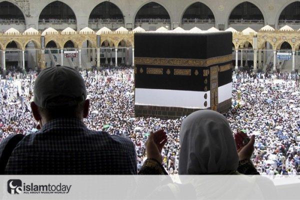 Кто окончательно разрушит Каабу (фото: AP/TASS)