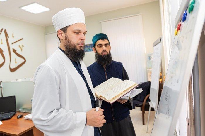 В Галеевской мечети начнутся короткие уроки по исламу.