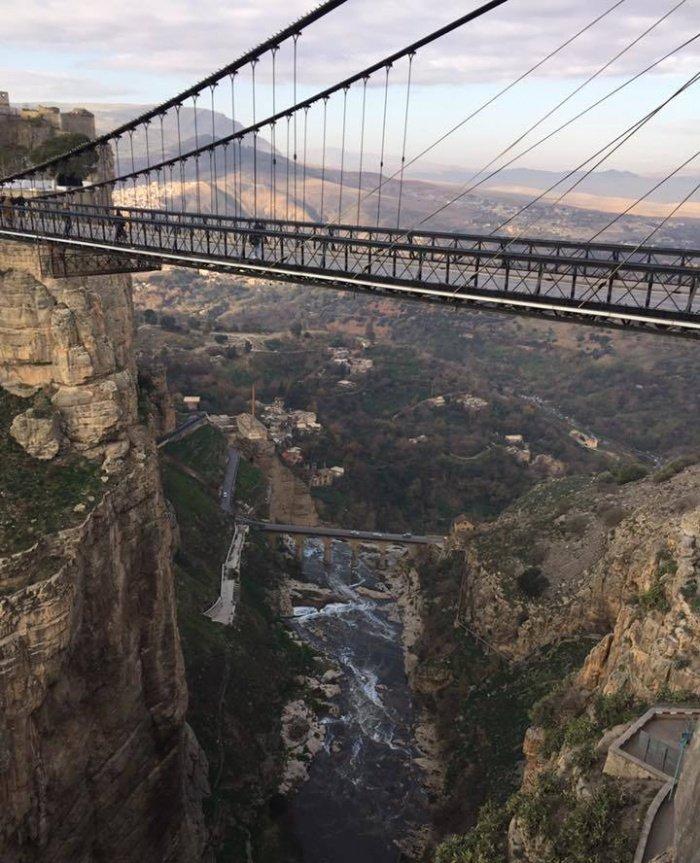 мост Сиди Мсид (Pont Sidi M'Cid)