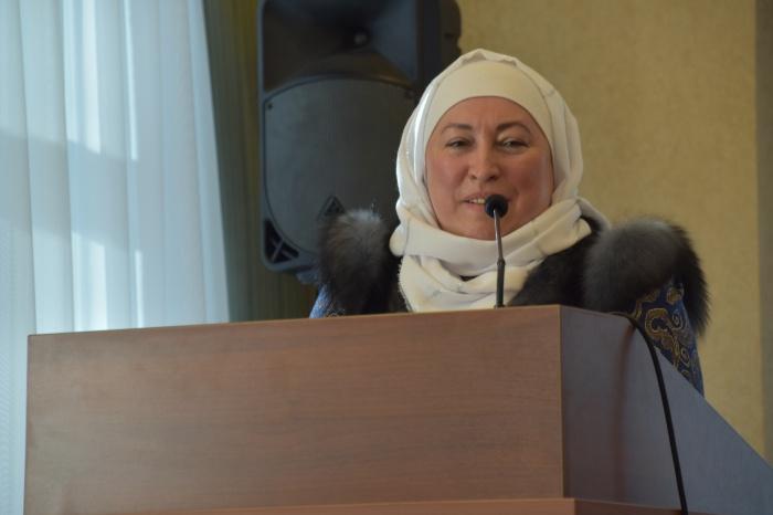 Наиля ханум Зиганшина