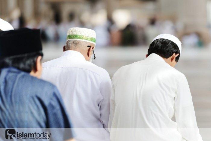 Три уровня исповедания Ислама.