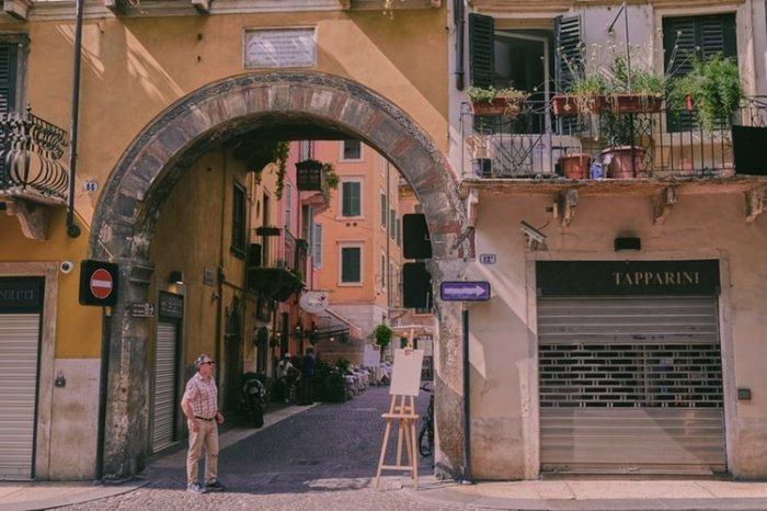 Участники также определили самый романтичный город в мире. Больше всего голосов – 36% — набрала итальянская Верона