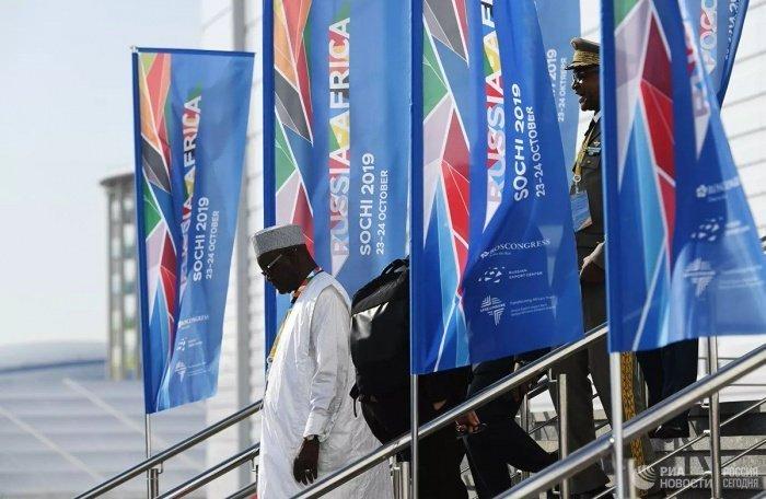Саммит «Россия-Африка» прошёл в Сочи в октябре минувшего года.
