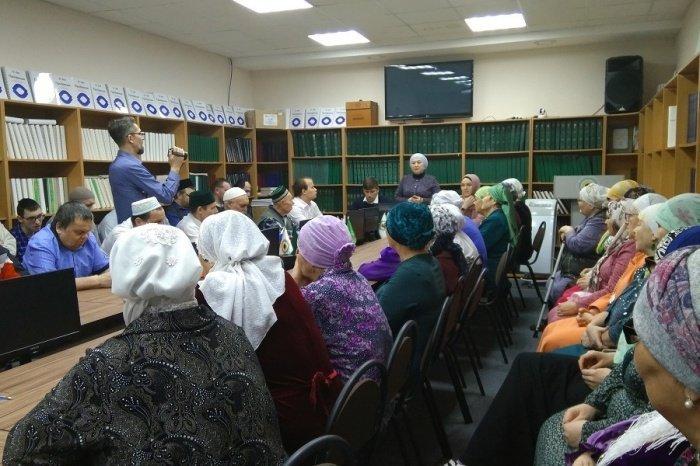 Курсы для слабовидящих и слабослышащих завершились в Казани.