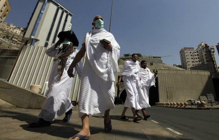 Гражданин Саудовской Аравии заразился коронавирусом в Иране.