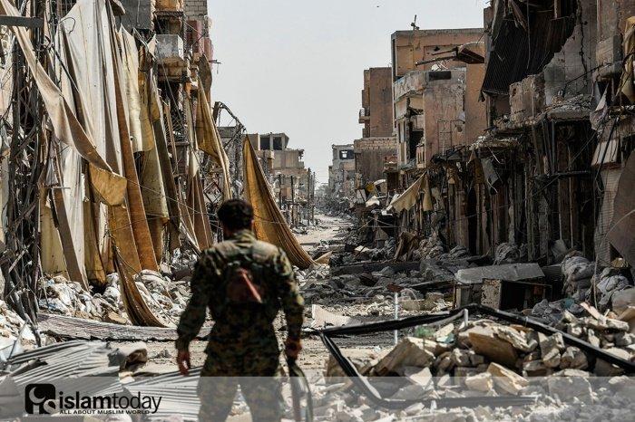 Сирийский кризис. (Источник фото: yandex.ru)