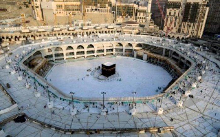 Жуткие кадры: главная святыня ислама в Мекке опустела...