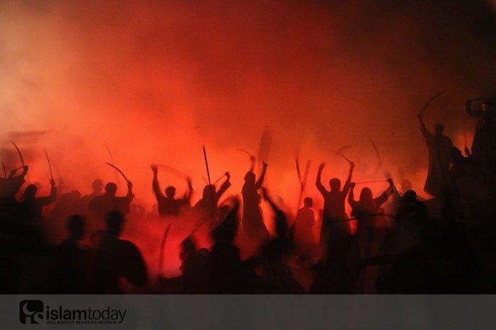 Первый день в Аду. (Источник фото: unsplash.com)