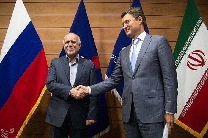 Новак и Зангане на одной из предыдущих встреч.