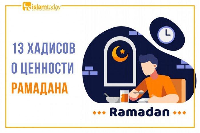 Самые важные хадисы о Рамадане
