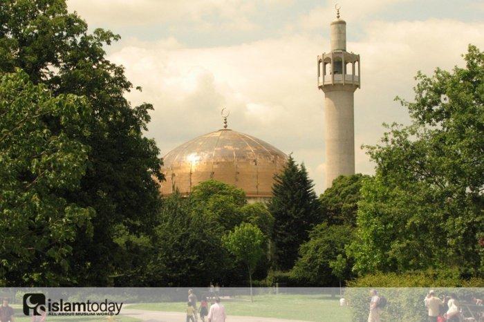 Мечеть в Ридженст-Парк. (Источник фото: yandex.ru)